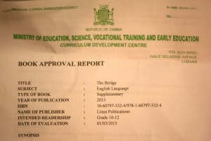 The Ministry of Education CDC Approval Report